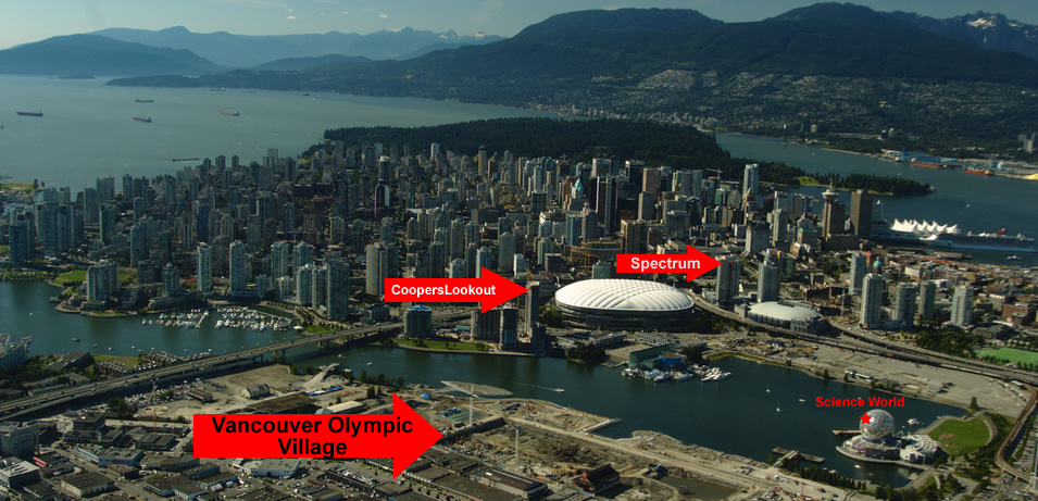 Vancouver 2010 Accommodation Coopers Lookout Furnished
